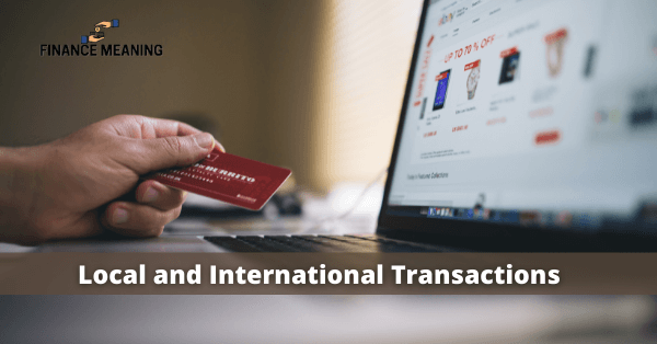 Local and International Transactions take Time using Wire Transfer