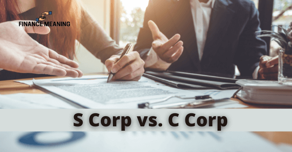 S Corp vs. C Corp