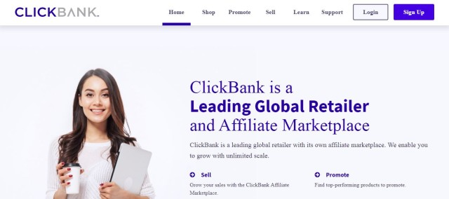 Click Bank - Make Money without a job