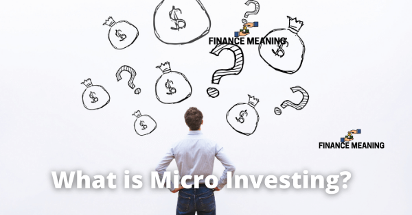 What is Micro Investing 1 1