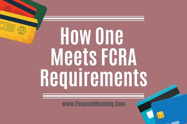 how-one-meets-fcra-requirements