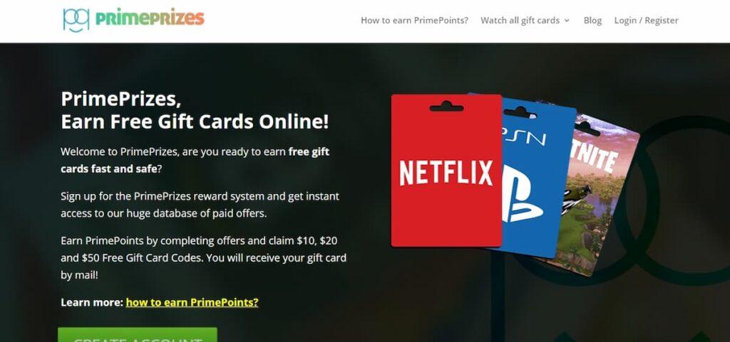 PrimePrizes.com