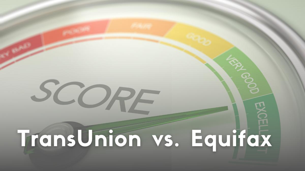 TransUnion vs. Equifax